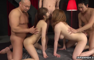 หนังXญี่ปุ่น ปาร์ตี้สวิงกิ้ง Maki Koizumi สุดมัน uncensored