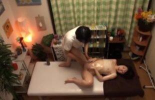 XXX หนังโป๊ญี่ปุ่น JAVHD หมอนวดสาวร้อนสวาท เย็ดกันสุดมัน