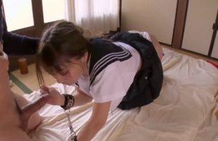 หนังโป๊ญี่ปุ่น JAVHD นักเรียนสาวอยากลองเสียวแบบซาดิส โดนใส่กุญแจมือ สุดฟิน