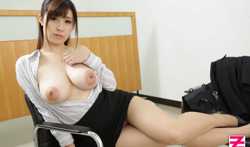 HEYZO-1137 Honoka Orihara มาสัมภาษณ์งาน แต่โดนจับเย็ด