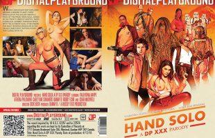 หนังโป๊ล้อเลียน Star wars HandSolo